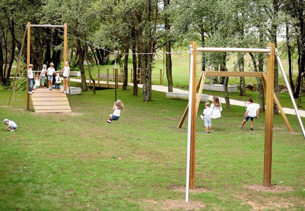 gamas galopin parques infantiles complementos