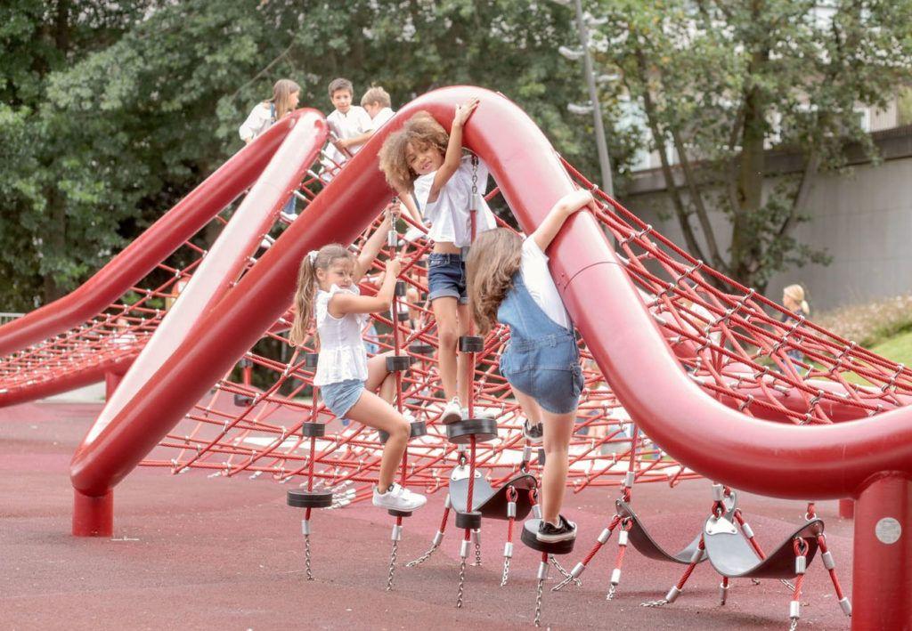gamas galopin parques infantiles cyclops