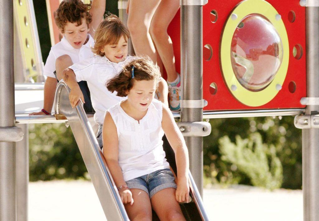 gamas galopin parques infantiles demod