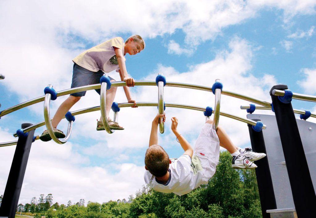 gamas galopin parques infantiles dinamix