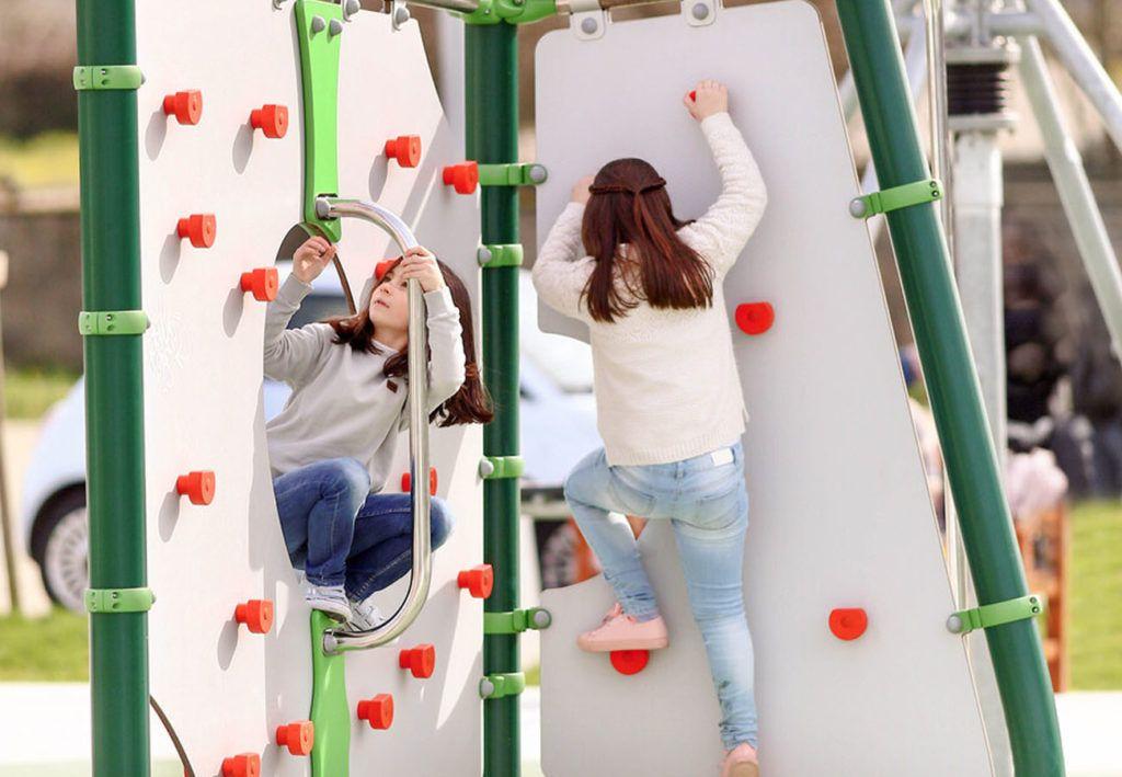 gamas galopin parques infantiles fruit