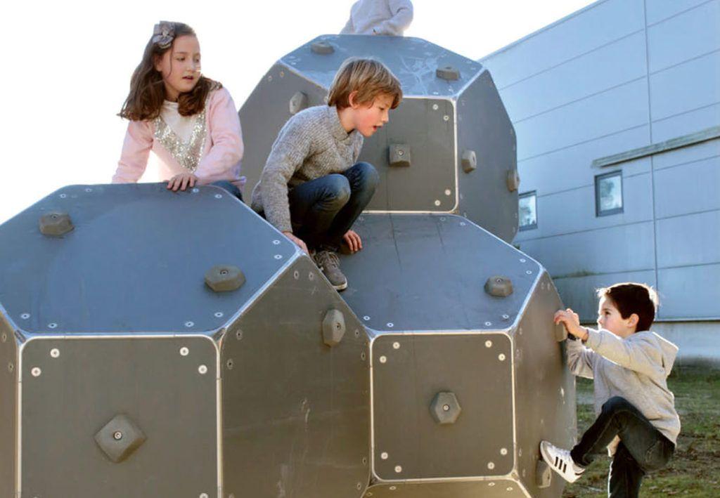 gamas galopin parques infantiles k-roc