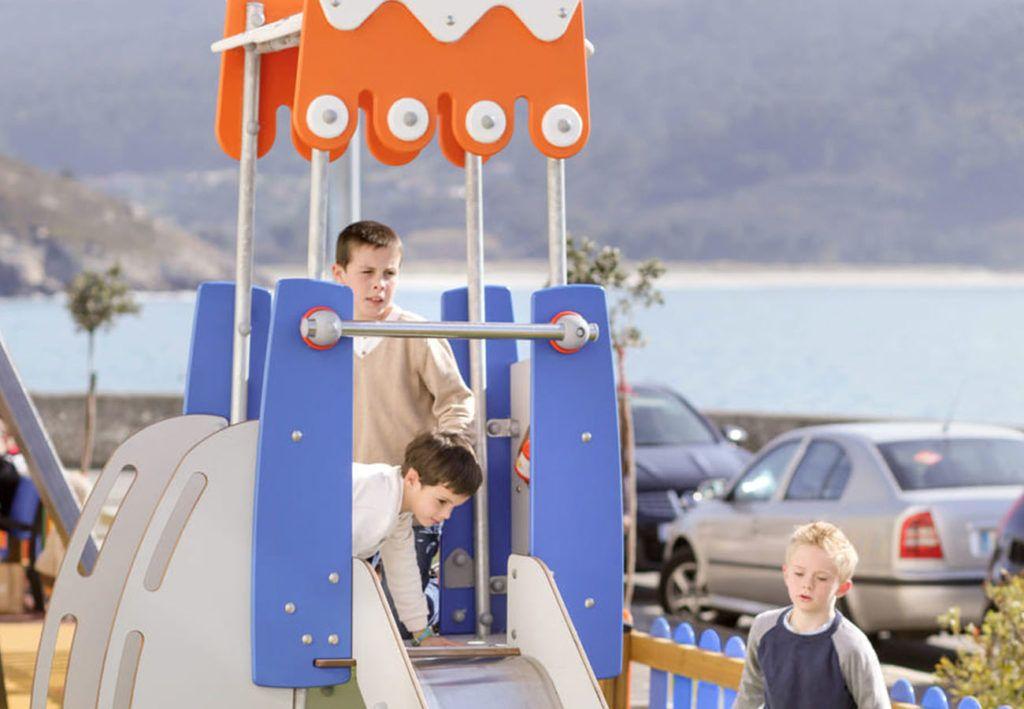 gamas galopin parques infantiles minimalist