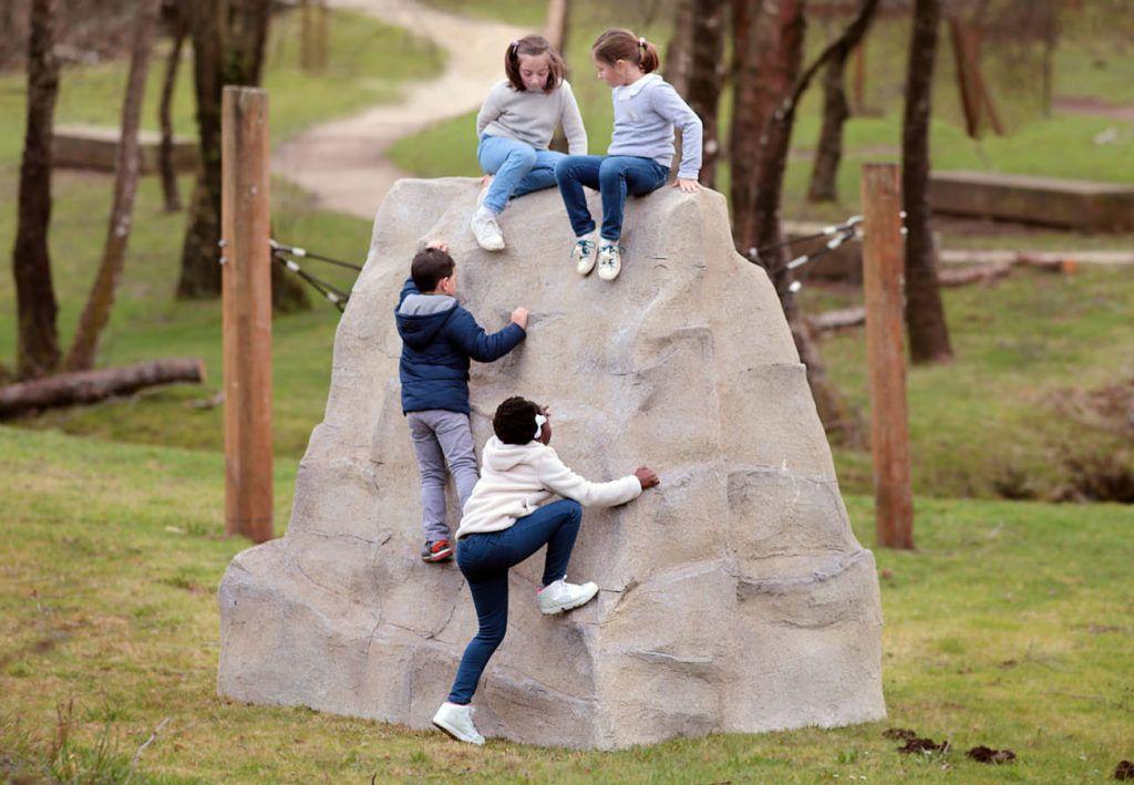 gamas galopin parques infantiles natura